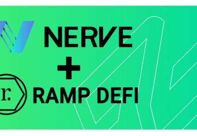 NULS entra no stake farming com parceria junto à RAMP DeFi.