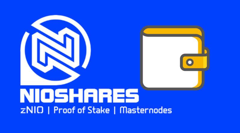 Baixe a Wallet e faça STAKE da moeda NIOSHARES!